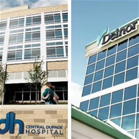 Cdh Emergency Room by Central Dupage Hospital Emergency Department Emergency Rooms 25 Winfield Rd Winfield