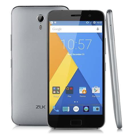 Lenovo Zuk Fino A Mezzanotte Lenovo Zuk Z1 Smartphone Top Android