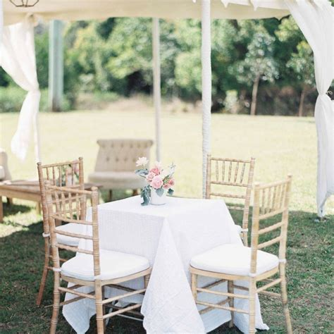 white bamboo wedding chairs chair bamboo bliss willow wedding styling