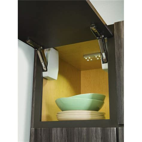Cabinet Door Restraint Swing Up Fitting Lid Stay Free Flap 1 7 With Soft By Hafele For Small One Doors