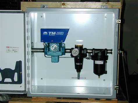 pulsair systems tm mixer mounted  enclosure fast