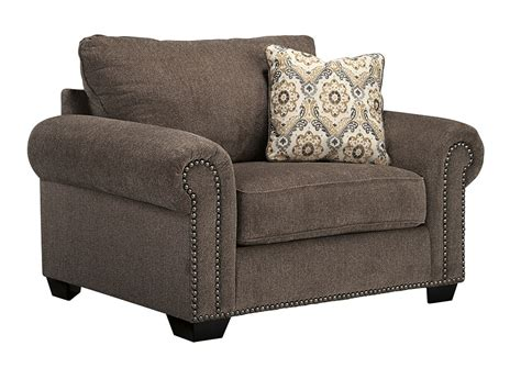 Round Swivel Living Room Chair Best Buy Furniture And Mattress Emelen Alloy Chair And A Half