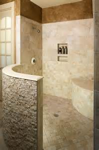 walk in shower with no door walk in shower for the basement entry rinse before