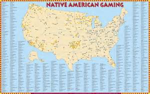 casinos in the united states map gaming map american resources llc