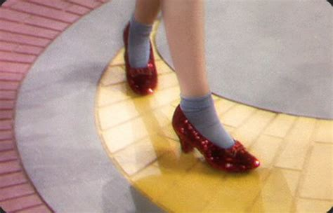 ruby slippers stolen image gallery judy garland ruby slippers