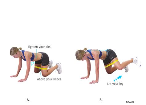 lateral resistor band exercises how to do side leg lateral raises outer thighs squat and thighs