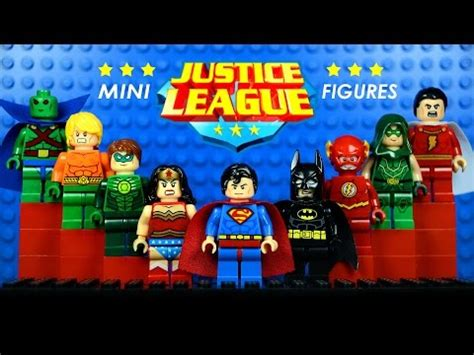 Bootleg Lego Justice League Flash who are the justice league all you need to about dc s superheroes worldnews