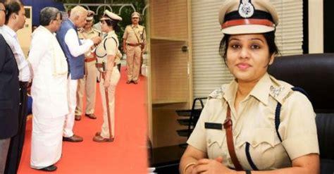 President S Cabinet Ips Officer D Roopa Awarded President S Medal For