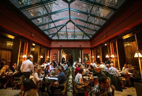 restaurants  chefs eat   york city world