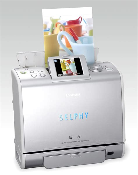 Printing Photos With Canon Selphy Es1 by Canon Selphy Es1 Digital Photography Review