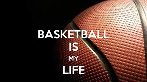 basketball is basketball is my poster ajla keep calm o matic