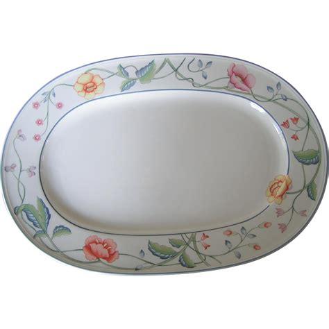 villeroy boch villeroy boch large albertina platter from