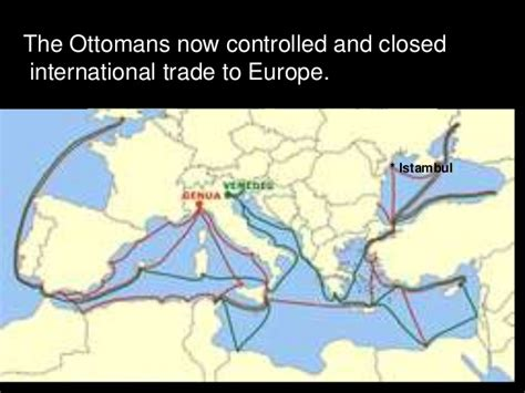 ottoman empire trade routes ottoman empire
