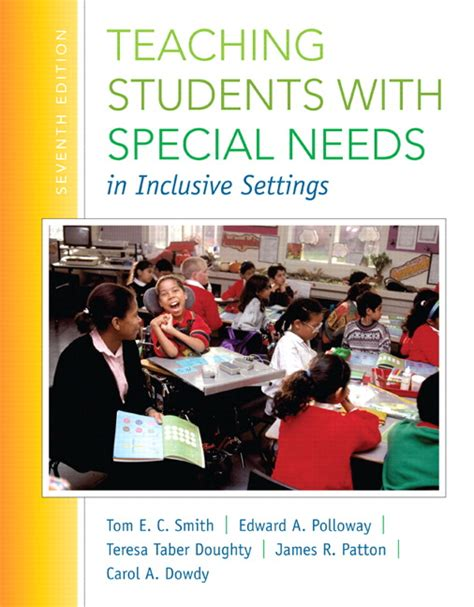 and special education the enhanced pearson etext with leaf version access card package 4th edition smith polloway patton dowdy doughty teaching