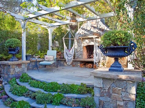 outdoor living spaces ideas for outdoor rooms hgtv our favorite designer outdoor rooms hgtv