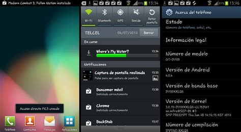 android version 4 4 4 ics android 4 0 4 update for samsung galaxy s2 international version i9100 the android soul