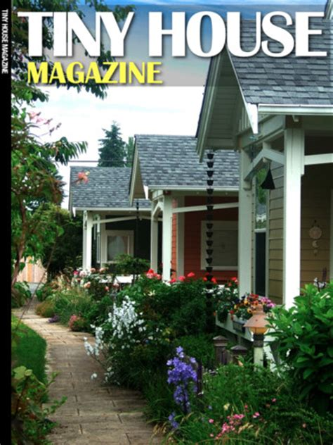 tiny house magazine app for ipad iphone lifestyle