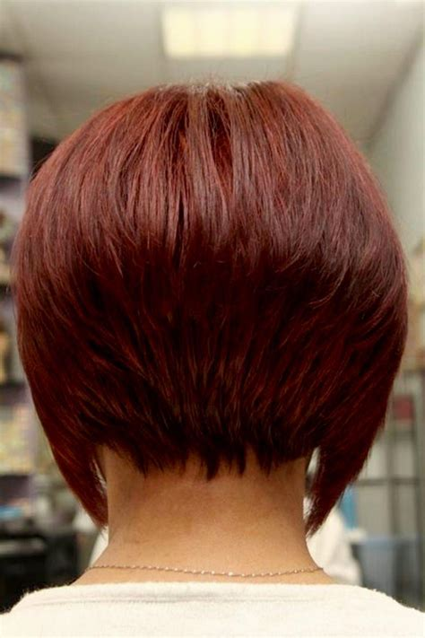 bob hairstyles at the back short bob hairstyles back view 78 with short bob