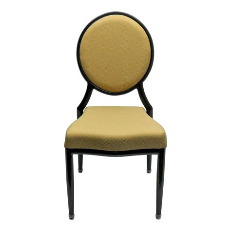 7951 aluminum banquet chair