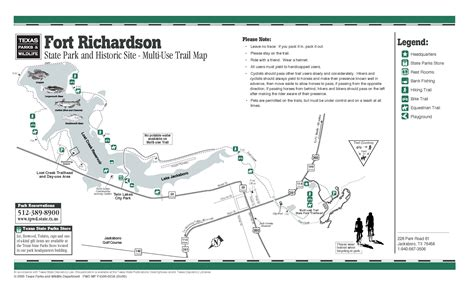 map of richardson fort richardson multi use trail map army