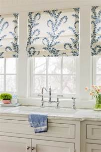 Fabric Kitchen Curtains House With Coastal Interiors Home Bunch Interior Design Ideas