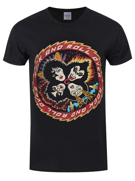 Tshirt Kaos Baju Fall Out Boy rock and roll s black t shirt buy at grindstore