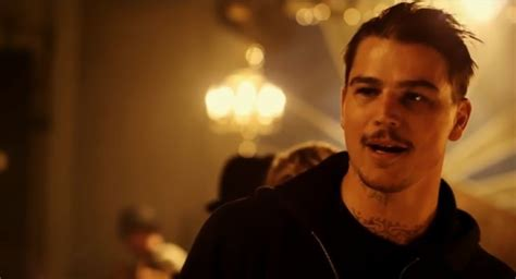 Josh Hartnett Involved In A Bar Fight by Picture Of Stuck Between Stations