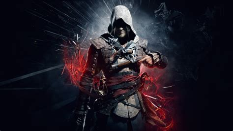 wallpaper game ps4 assassin s creed iv the game for ps4 wallpapers and images