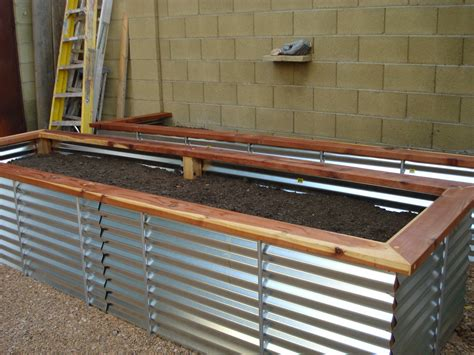 galvanized steel garden beds 12 diy raised garden bed ideas