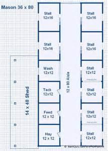 Horse Stall Floor Plans barn plans 8 stall horse barn design floor plan horses 431x600