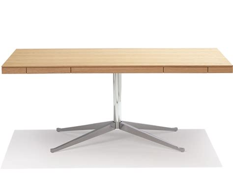 Knoll Executive Desk by Florence Knoll Model 2485 Executive Desk Hivemodern