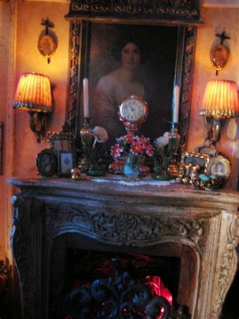 studio e dollhouse 160 best images about fireplace miniatures on