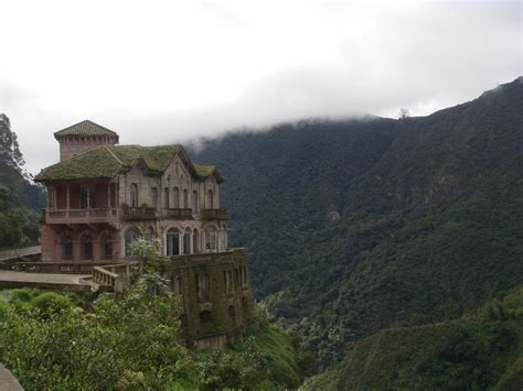 The Haunted Hotel tequendama falls the haunted hotel on colombia