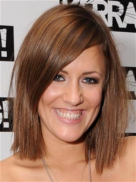 caroline flack dip dyed hair new pictures celebrity hair caroline flack hair colour