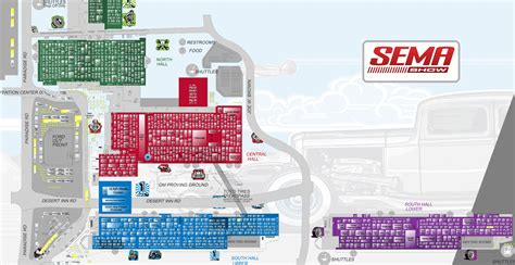 sema show floor plan 100 las vegas convention center floor plan las