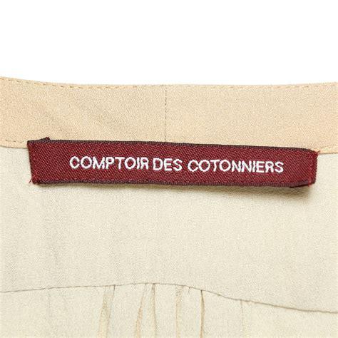 comptoir des cotonniers bag authentic pre owned comptoir des cotonniers sheer