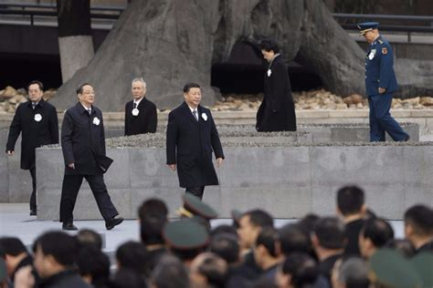 yang dapeng remembrance of a martyr in nanjing 1937 books president xi attends state memorial ceremony for nanjing