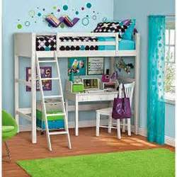Bed Desk Chair Combo Loft Bunk Bed Furniture Bedroom Ladder Desk And Chair