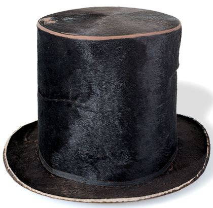 abraham lincoln s top hat warehouse 13 artifact database