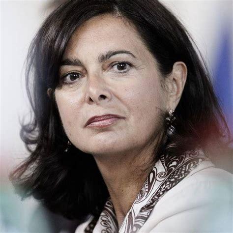 boldrini presidente della adessobasta boldrini quot ora denuncio i vigliacchi