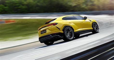 Lamborghini Ticker Symbol Lamborghini Urus Autoweek Nl