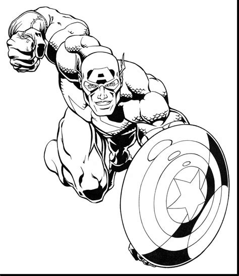 Marvel Squad Coloring Book