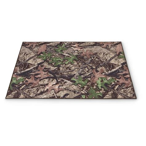 camouflage rug true timber htc camouflage rug 661638 rugs at sportsman s guide