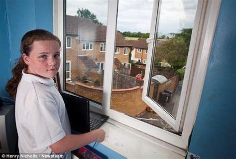 her bedroom window schoolgirl films dancing fireball outside her northton bedroom window daily mail