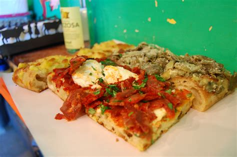 best pizza places in rome pizzarium the best pizza in rome an american in rome