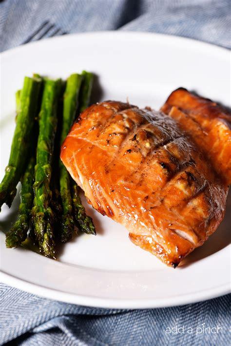 printable salmon recipes orange salmon recipe add a pinch