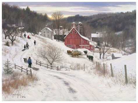 images of christmas in the country quot life is art quot quot december in the country quot