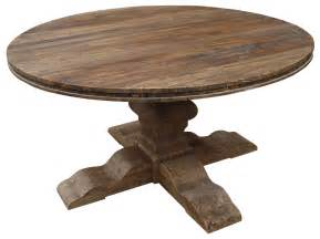 elm 60 quot round dining table