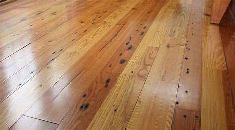number 2 pine reclaimed wood flooring e t