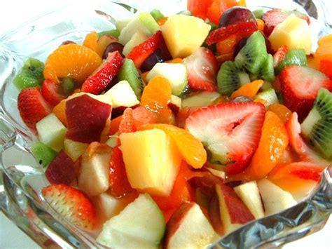 resep membuat salad buah untuk diet diet sehat dengan resep salad buah segar resep masakan